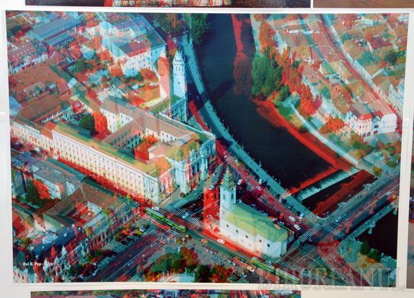 Oradea, în 3 D la Lotus Center