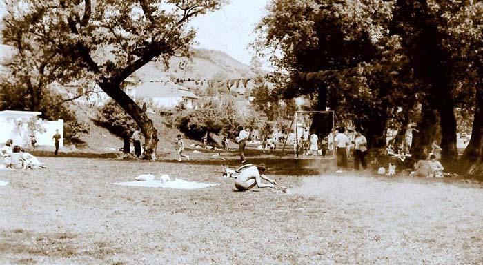 CU TRADIŢIE. Încă din perioada comunistă, zona Silvaş este una cu tradiţie pentru picnicurile orădenilor. Ani la rând, aceştia au petrecut ziua de 1 Mai, şi nu numai, în zona verde de pe malul Crişului