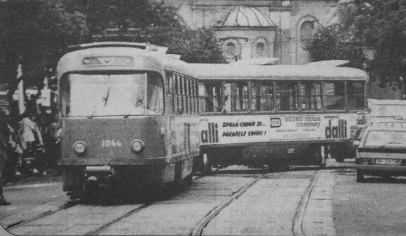 Oradea ieri, Oradea azi: O mică istorie a deraierilor de tramvaie din oraș
