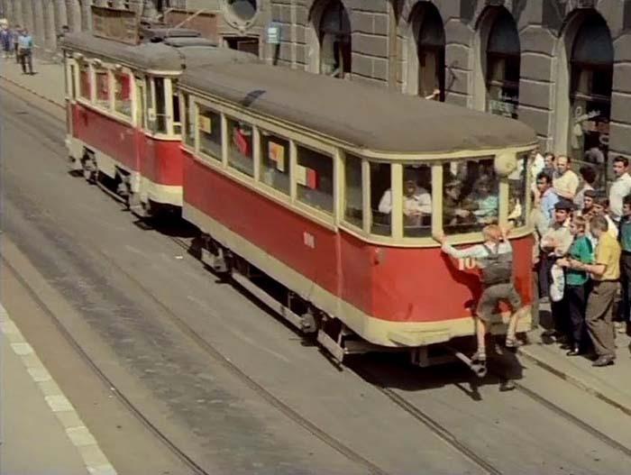 Oradea şi Pistruiatul: În vara anului 1973, oraşul de pe Criş a devenit platoul de filmare al popularului serial Pistruiatul (FOTO/VIDEO)