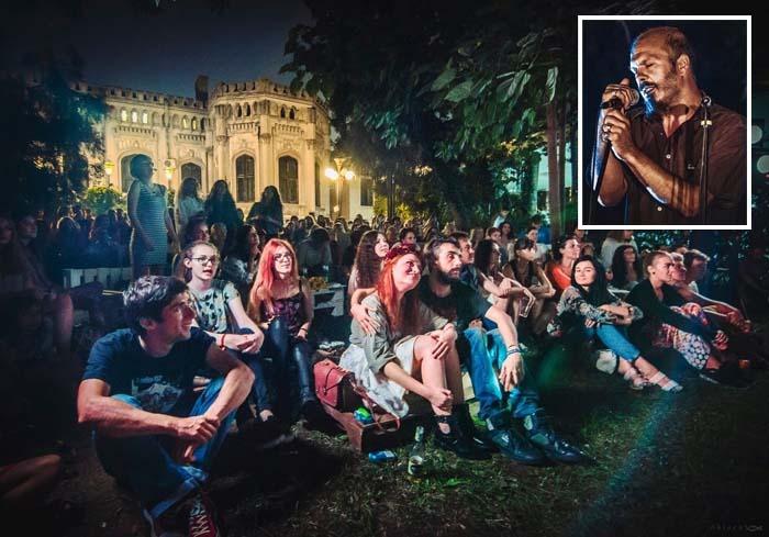 """VISARE. Pe 10 iunie, prin concertul trupei Luna Amară, va debuta şi la Oradea proiectul Backyard Acoustic Season, în cadrul căruia mai multe trupe vor cânta, acustic, deci fără """"adăugiri"""" electronice, în Cetate. Programul are mare succes în Bucureşti, unde concertele se desfăşoară într-o grădină de poveste, cea a Casei Universitarilor"""