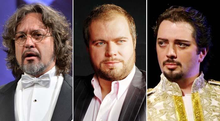 Concert de Anul Nou cu trei tenori, la Filarmonica Oradea