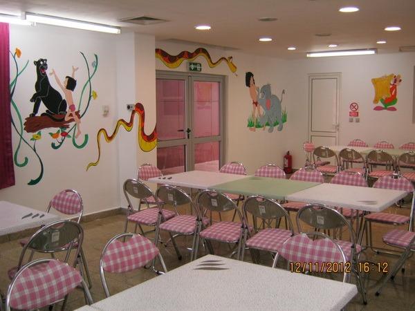 Se inaugurează cea mai frumoasă sală pentru aniversări din Orăşelul Copiilor (FOTO)