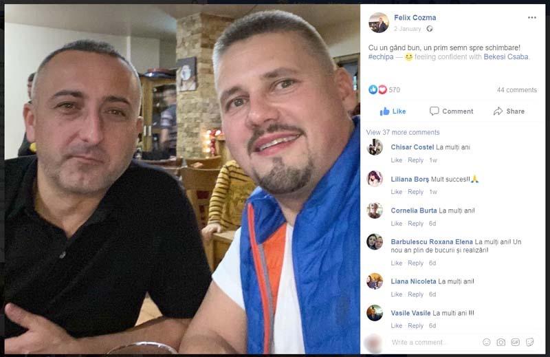 Speriat de concurenţă: Fotografia care i-a dat palpitaţii preşedintelui PSD Bihor, Ioan Mang