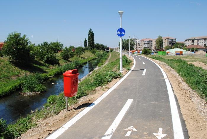 Au început lucrările la al doilea tronson al pistei transfrontaliere (FOTO)