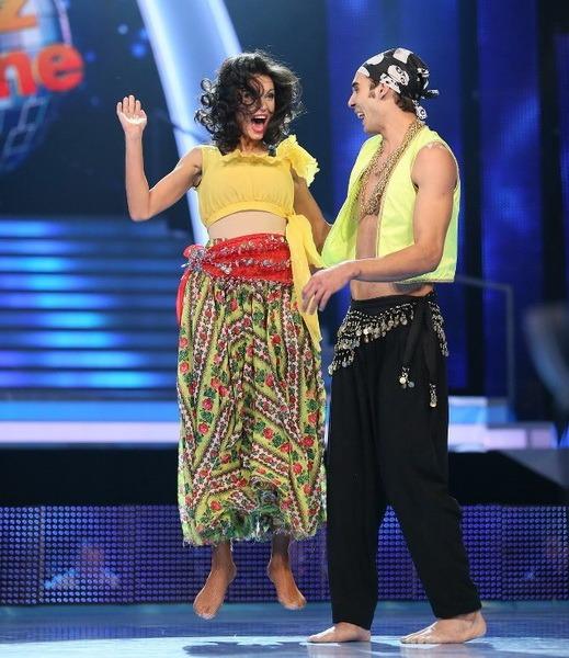 """În această seară, orădeanul Attila Hainer şi Nicoleta Luciu, în finala """"Dansez pentru tine"""". Votaţi-i!"""