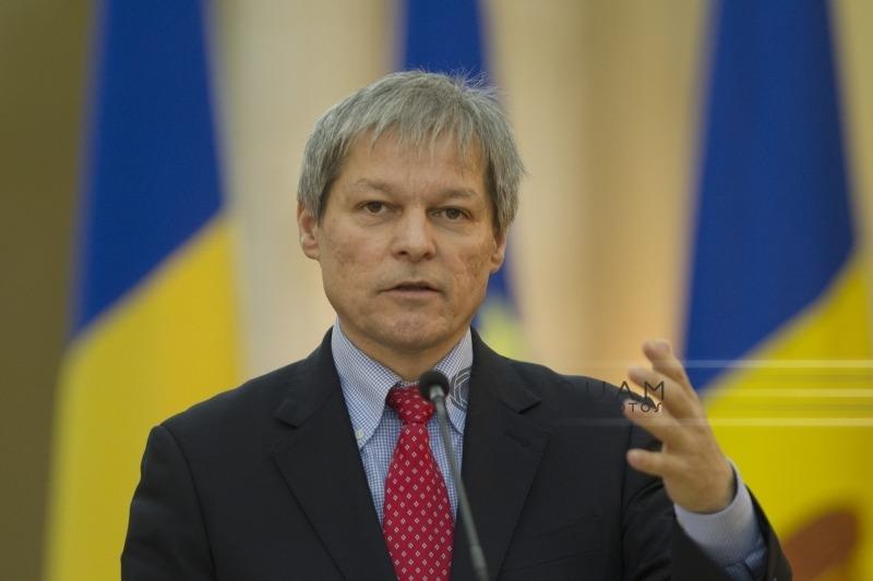 """Cioloş are, în sfârşit, partid: """"Vrem să construim o Românie care să fie pe PLUS!"""""""