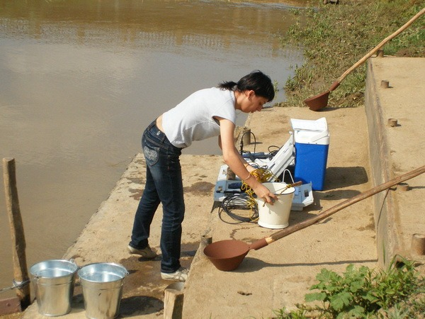 """Aproape toate apele din Bihor respectă """"cerinţele"""" Uniunii Europene"""