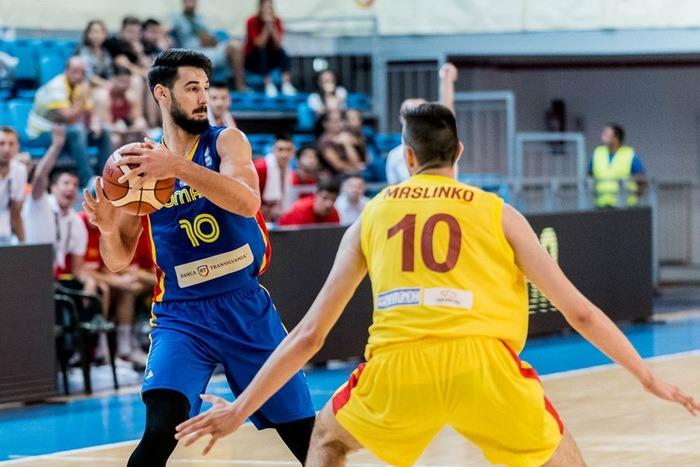 România versus Portugalia, în sferturile de finală ale Campionatului European de baschet U20 de la Oradea
