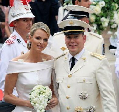 Prinţul Albert şi prinţesa Charlene de Monaco şi-au petrecut luna de miere la 15 kilometri unul de celălalt
