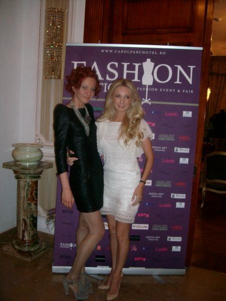 Ioana Silaghi, printre designerii momentului alături de Botezatu