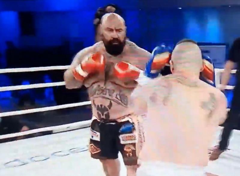 Victorie fără probleme pentru Muntele Bihorului în gala Colosseum Tournament Romania de la Biharkeresztes (VIDEO)