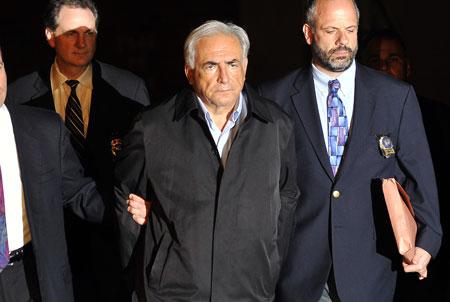 Şeful FMI rămâne în arest şi ar putea fi condamnat la 74 de ani de detenţie