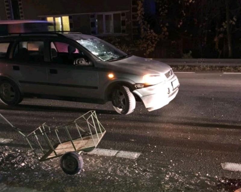 Accident mortal pe DN 1, la Borod: O femeie a murit, lovită din plin de o maşină (FOTO)