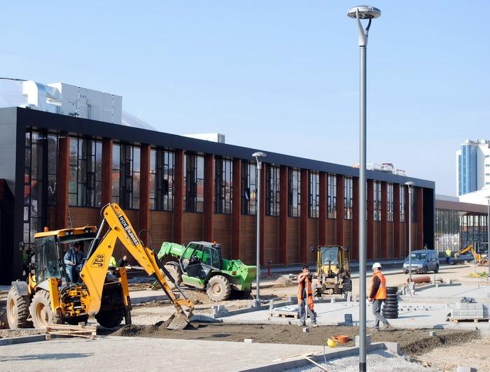Acvaparcul Nymphaea va fi terminat în martie, dar se inaugurează abia în mai (FOTO)