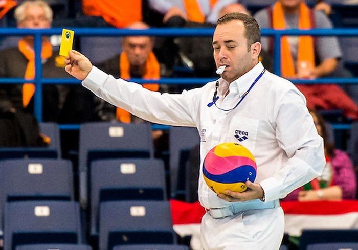 Cel mai bun: Orădeanul Adrian Alexandrescu a arbitrat finala Campionatului Mondial de polo din Ungaria!