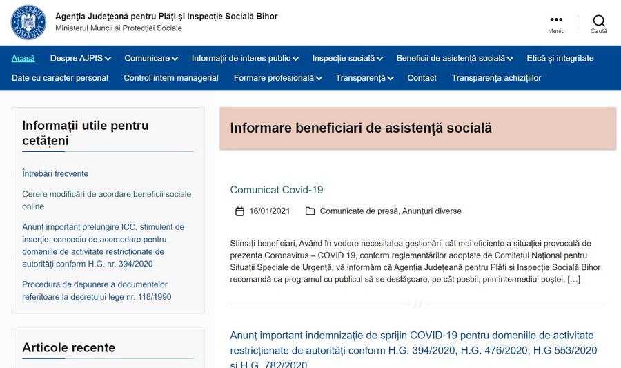Digitalizare... pe hârtie: Majoritatea instituțiilor din Bihor nu funcționează online nici după un an de pandemie!