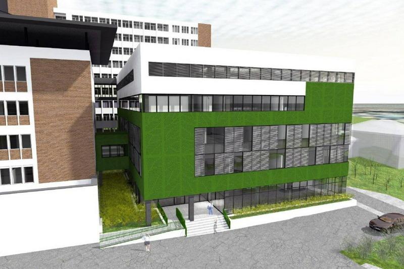 Primarul Bolojan: Am semnat contractul de finanţare pentru construirea unei noi clădiri la Spitalul Judeţean (FOTO)