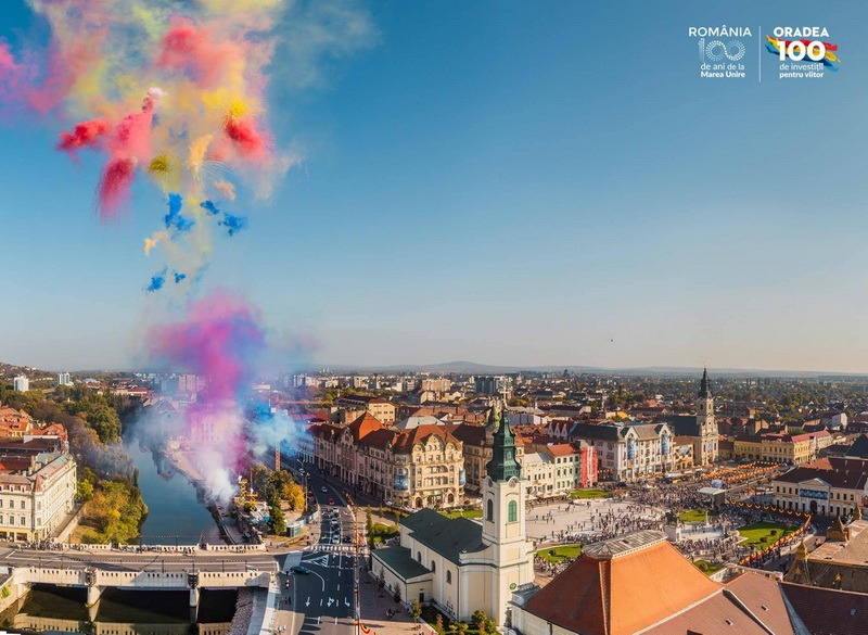 foto: Facebook, Visit Oradea