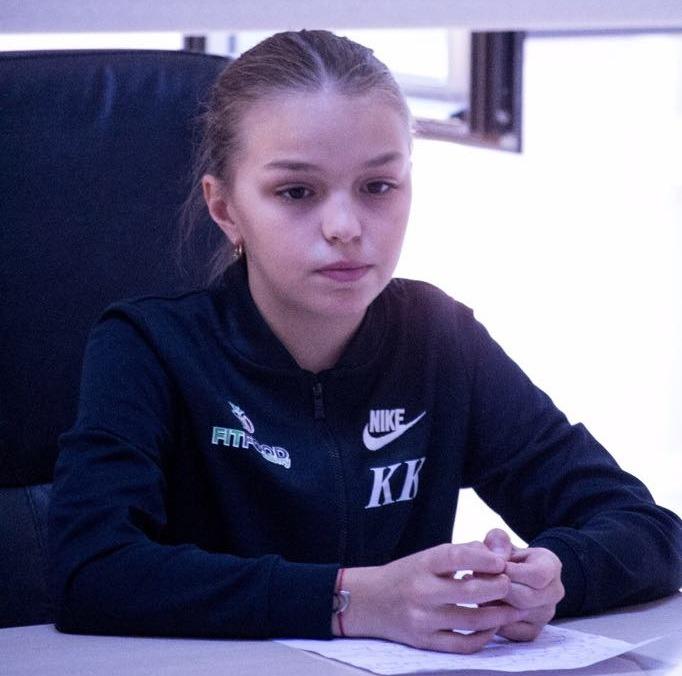 Un nou rezultat bun pentru atleta orădeană Kiss Kamila: locul IV la crosul de la Braşov