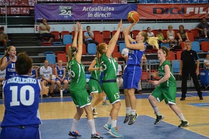 A debutat Campionatul European de baschet feminin U18 - Divizia B