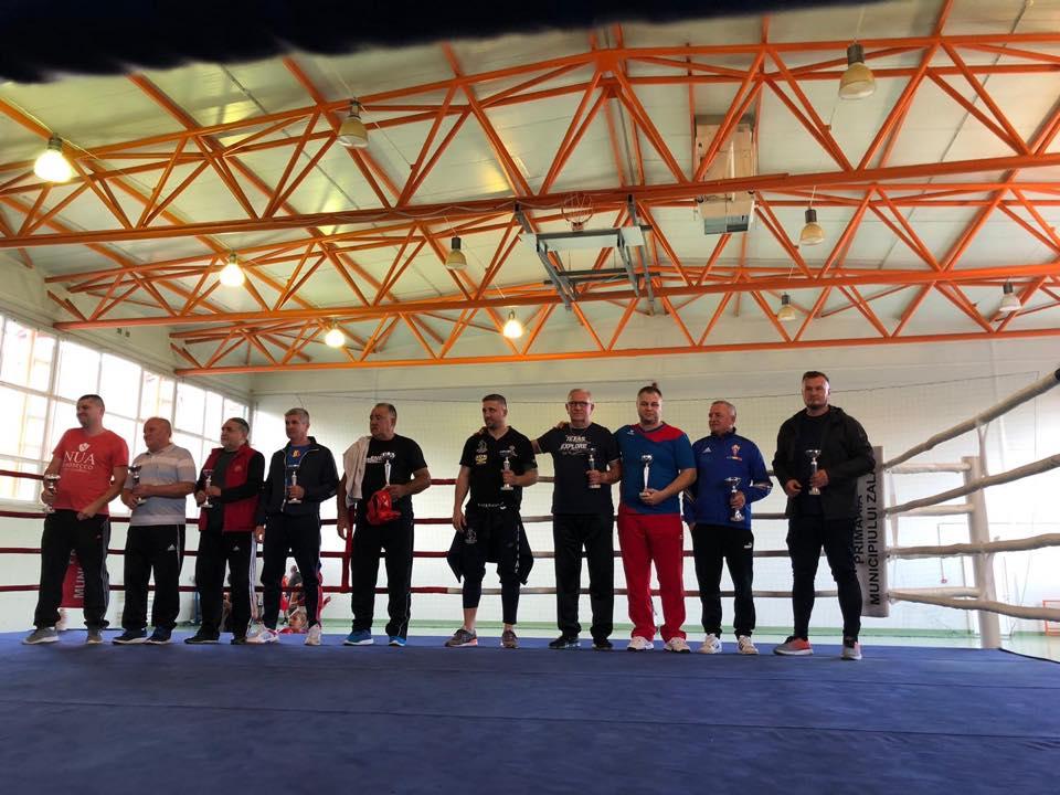 Șapte clasări pe podium pentru pugiliștii de la Basti Box Salonta la Cupa orașului Șimleul Silvaniei (FOTO)