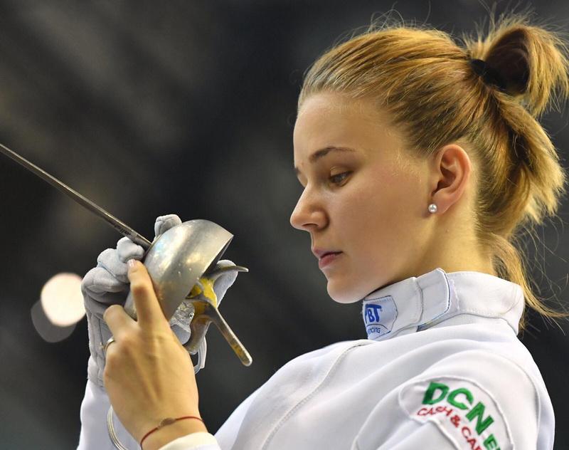 Sportiva orădeană Bianca Benea se află în izolare după ce a participat la Cupa Mondială de spadă de la Budapesta (VIDEO)