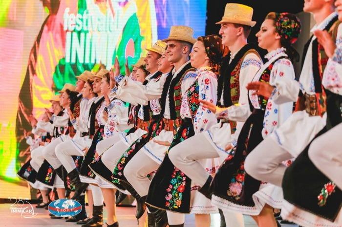 Comuna Ineu de Criş, sărbătorită cu folclor şi artificii