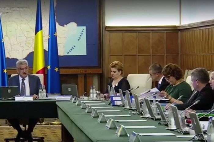 Bodog, iar în vizorul premierului: Ministrul Sănătăţii, certat la începutul şedinţei de Guvern pentru că sistemul este defect (VIDEO)