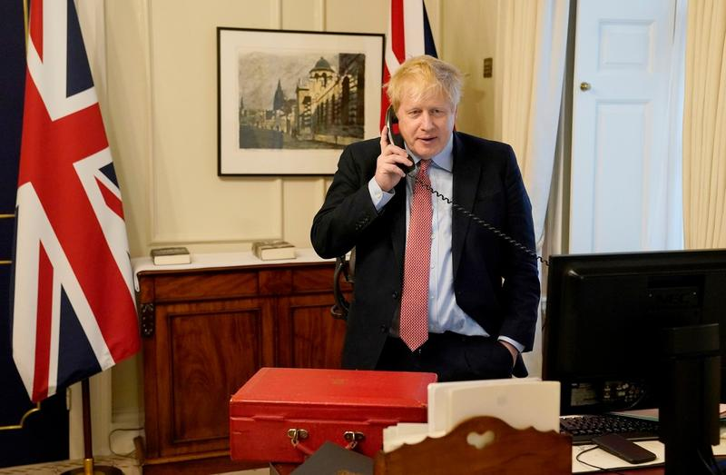 sursa foto: Hotnews.ro / Andrew Parsons/No 10 Downing Street/Profimedia Images