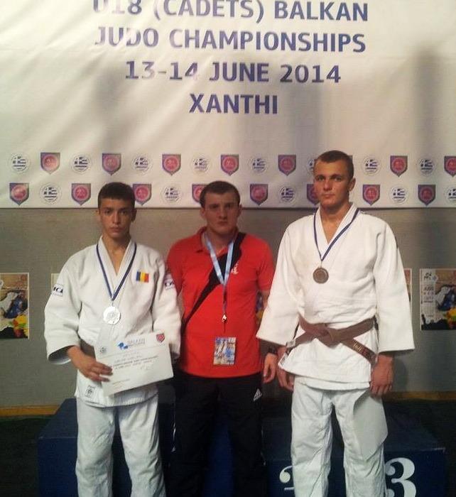 Doi judoka orădeni, clasați pe podium la Campionatul Balcanic de judo pentru cadeți din Grecia