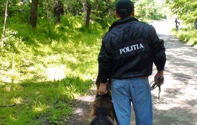 Tâlhar de 18 ani, prins cu câinele de urmă