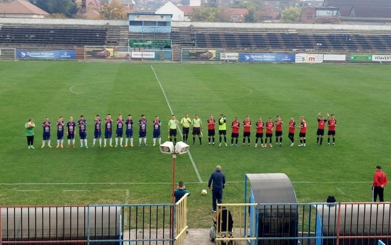 CAO 1910 Oradea defilează în Liga a IV-a: O nouă victorie la scor pentru alb-verzi