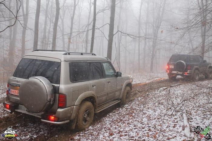 Aventurieri cu suflet mare: 13 familii din Bihor, cadorisite de asociaţia West Alpine Off Road (FOTO)