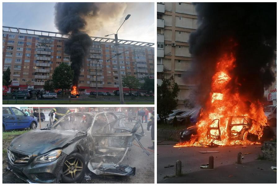 (Surse foto: Facebook - Călin Creștin și Aradon.ro)