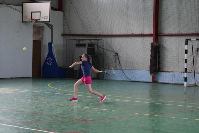 Cupa 1 Iunie la tenis din Defileul Crişului Repede şi-a desemnat câştigătorii (FOTO)