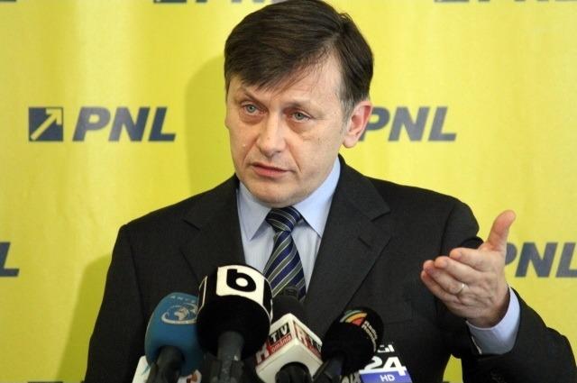 Anunţ şoc: Crin Antonescu nu va mai candida la prezidenţiale