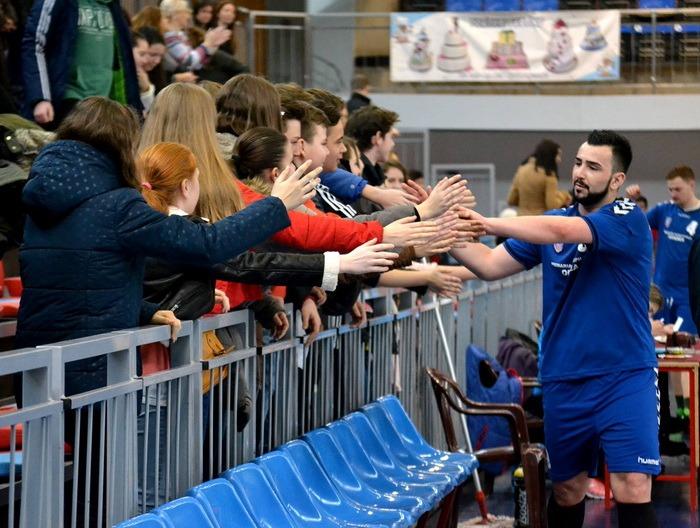 Foto: Facebook CSM Oradea - Handbal Masculin