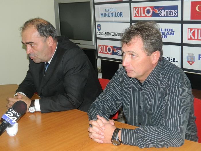 FC Bihor, aproape de colaps! A rămas şi fără sediu, şi fără antrenorul Mănăilă