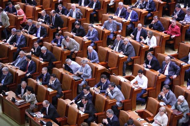 Topul bogaţilor: Un parlamentar are 70 de terenuri şi 12 case. Altul, 22 de milioane de euro în conturi