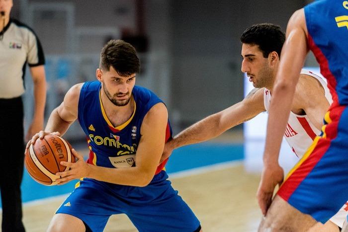 Baschet masculin: România a învins clar Malta, la Campionatul European U20 Divizia de la Oradea