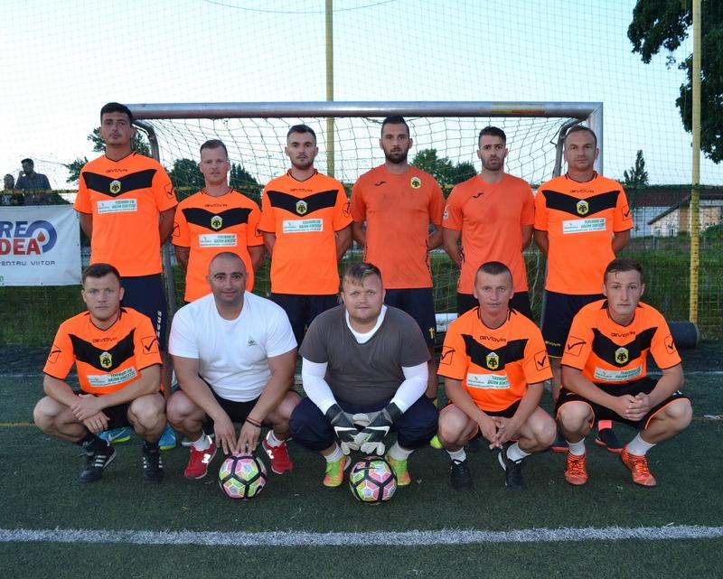 AEK Oradea, din nou campioană a Bihorului la minifotbal
