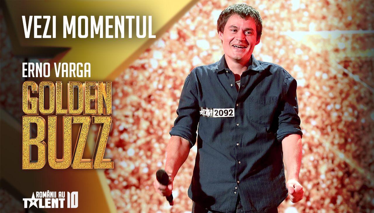Un orădean a primit Golden Buzz la Românii au talent! Crescut în orfelinat, pianistul în şlapi din Parcul Libertăţiimerge direct în semifinale! (VIDEO)