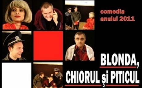 Cenzură ca înainte de 89: O piesă de teatru interzisă pentru că duce cu gândul la Udrea, Boc şi Băsescu