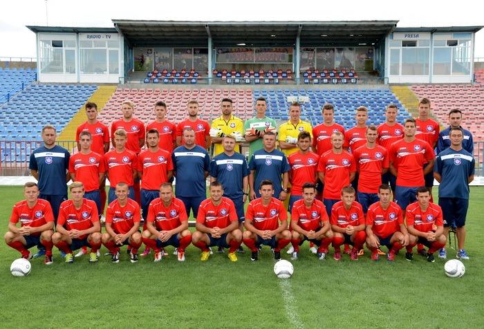 Loviţi de boală: Pentru că au probleme medicale, jucătorii de la FC Bihor au intrat deja în vacanţă