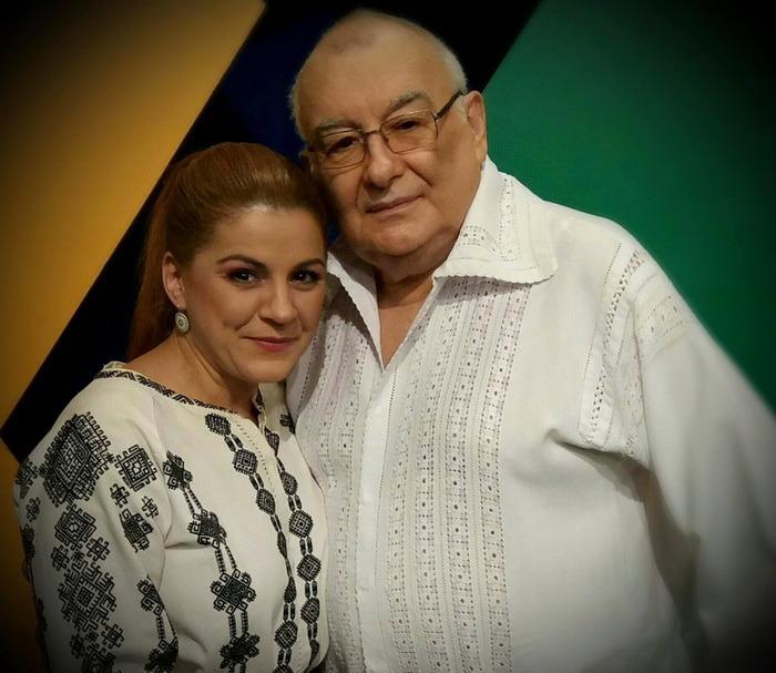 Felicia Stoian şi Tiberiu Ceia vor cânta duminică la Oradea