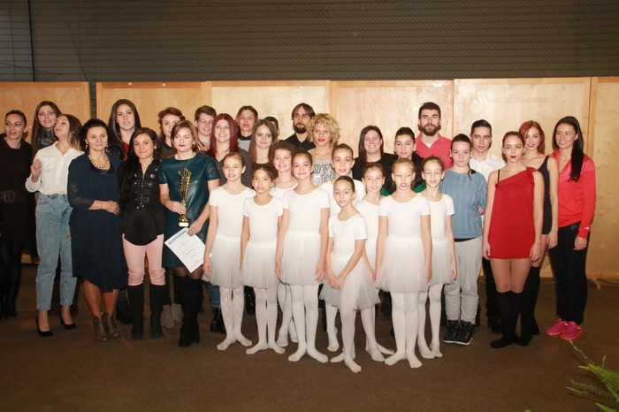 Clubul Sportiv Universitar Oradea şi-a premiat laureaţii: Francesca Pop şi Marius Ilaş, cei mai buni sportivi ai anului!