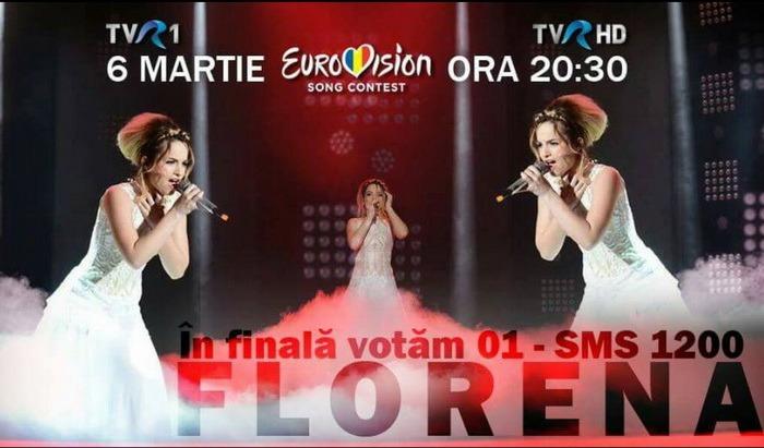 Orădeanca Florena Ticu Şandro deschide finala selecţiei naţionale. Votaţi-o!