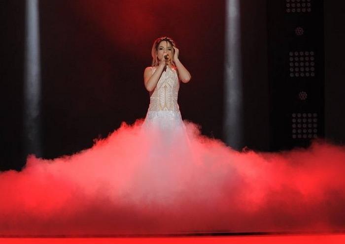 Bravo, Florena! Orădeanca a ajuns în finala Eurovision România (VIDEO)