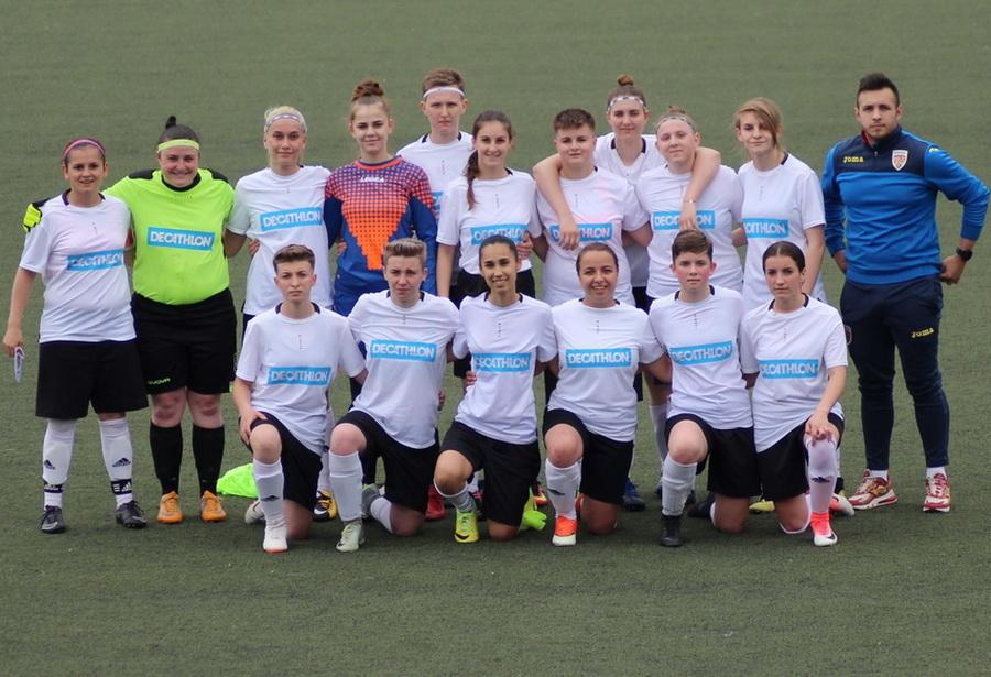 United Bihor a ratat la mustață promovarea în prima ligă de fotbal feminin